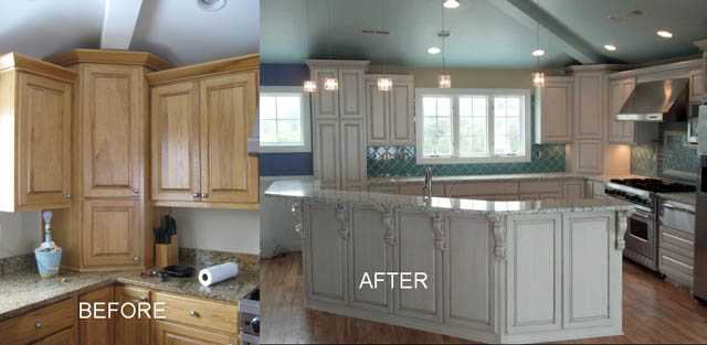 glazing kitchen cabinets before and after the cabinet kitchen design and cabinets cary and 15925